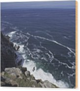 Cape Point, South Africa Wood Print