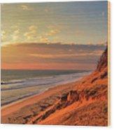 Cape Sunrise Sands Wood Print