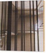 Capilla Del Atardecer 8 Wood Print