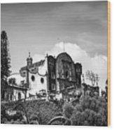 Capilla Del Cerrito - Basilica De Guadalupe - Mexico City I Wood Print