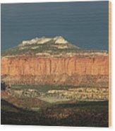 Capitol Reef 0052 Wood Print