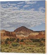 Capitol Reef 7 Wood Print