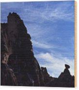 Cappadoccia  Wood Print