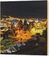 Cappadocia Wood Print