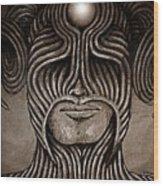 Capricornus Wood Print