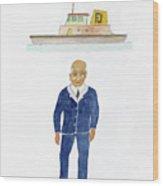 Capt. Don Wood Print