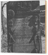Capt. John Gray Wood Print