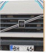 Car Brand 4 Wood Print