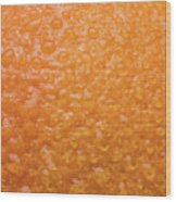 Cara Cara Orange Skin Wood Print