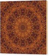 Caramel Stretch K12-01 Wood Print