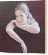 Carlee Wood Print
