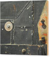 Carlton 10 - Firedoor Detail Wood Print