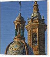 Carmen Chapel Seville Spain Wood Print