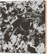 Carolina Panthers 1a Wood Print