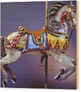 Carousel Dreams IIi Wood Print