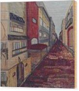 Carrer De L'esperanca Wood Print