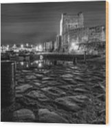 Carrickfergus Castle 7 Wood Print