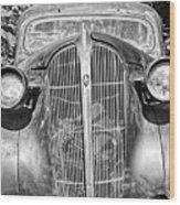 Cars Wood Print