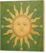 Casa Del Sol Wood Print
