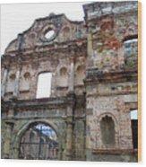 Casco Viejo Panama 20 Wood Print