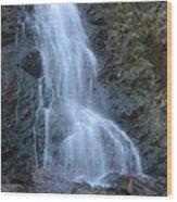 Casper Wy Waterfall 1 Wood Print