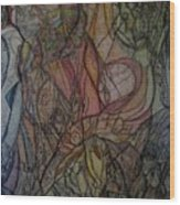 Cassandra Wood Print