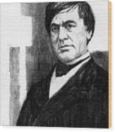 Cassius Clay Wood Print