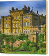 Castell De Culzean Wood Print