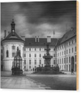 Castle Hill Wood Print