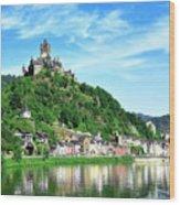 Castle Reichsburg Wood Print