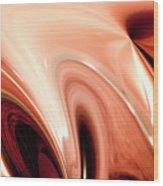 Cataclysm Wood Print