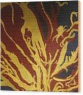 'catalyst' Wood Print