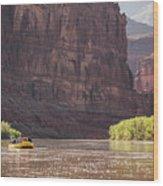 Cataract Canyon 4 Wood Print