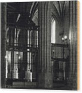 Catedral Wood Print
