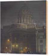 Cathedral Of Our Lady Of Kazan Wood Print