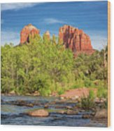 Cathedral Rock 313 Wood Print