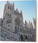 Cathedral Travel Wood Print