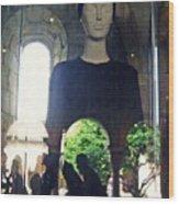 Catholic Imagination Fashion Show 1  Wood Print
