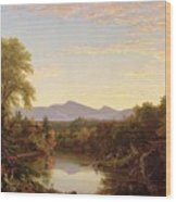 Catskill Creek - New York Wood Print