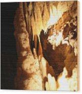 Cave 10 Wood Print