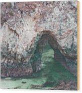 Cave Of Wonders Wood Print
