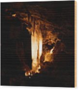 Hometown Series - Cavern Light Wood Print