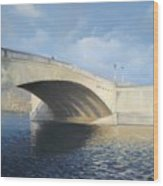 Caversham Bridge Wood Print