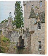 Cawdor Castle Wood Print