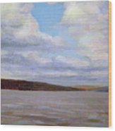 Cayuga Lake Wood Print