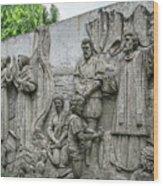 Cebu Carvings Wood Print