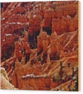 Cedar Breaks 3 Wood Print