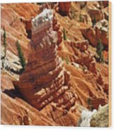 Cedar Breaks 4 Wood Print