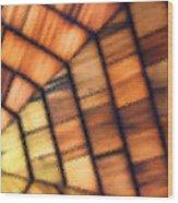 Cedar Glass Wood Print