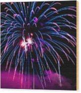 Celebration IIi Wood Print